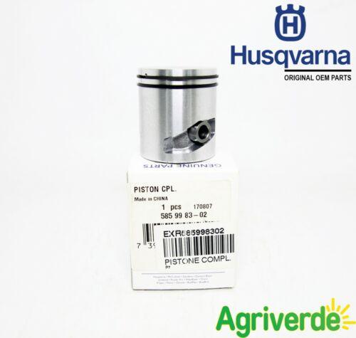 Pistone per Decespugliatore Husqvarna 535RX 535RJ 535RXT 535LS 585998302