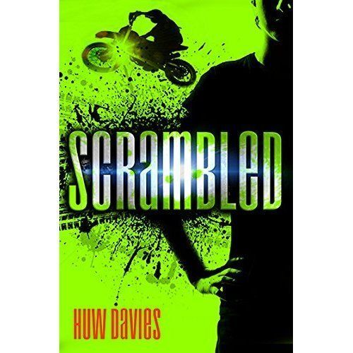 1 of 1 - Scrambled, Good Condition Book, Huw Davies, ISBN 9781910080368