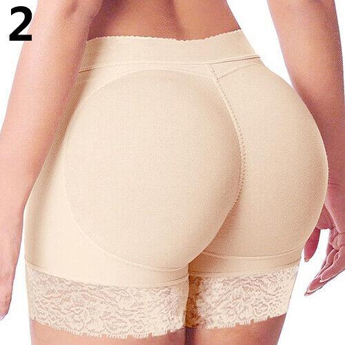 Women/'s Body Shaper Padded Shorts Levanta Cola Butt Lifter Enhencer Magic Pants