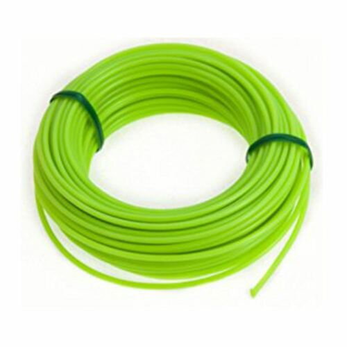 Electric Strimmer Wire Line Spool Cord Round Nylon String Bush Cutter Trimmer