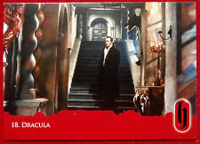 HAMMER HORROR - Series Two - Card #18 - Dracula - Strictly Ink 2010