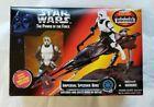 Star Wars Imperial Speeder Bike Potf2 1995 Kenner