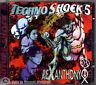 TECHNO SHOCK 5 By Rexanthony technoshock **SIGILLATO**