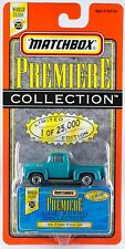 Matchbox World Class Series 20 Premiere Collection '56 Ford Pick-up Truck New