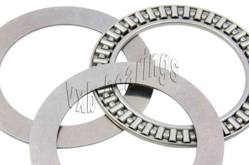 Thrust Needle Roller 15mm x 28mm x 4mm Thrust Bearings