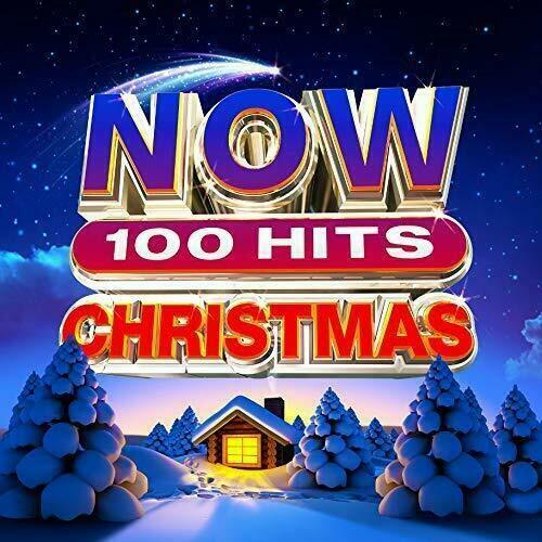 Various Artists-NOW 100 Hits Christmas (UK IMPORT) CD NEW