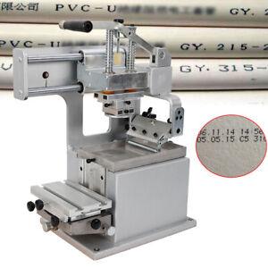 Details about Manual Pad Printer Pad Printing Machine Label Logo DIY  Transfer US Free shipping