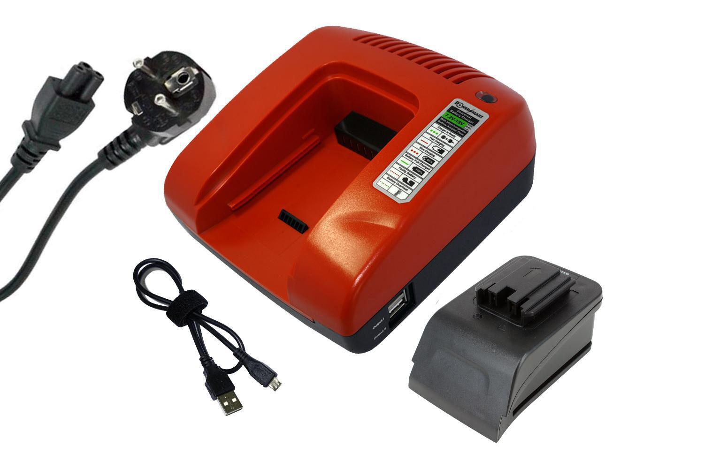 PowerSmart Ladegerät für Makita BH-1433 BH1220B BH1233 BH1233C BH1433
