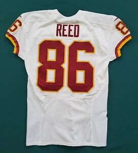 #86 Jordan Reed of Washington Redskins NFL Locker Room Game Issued Jersey