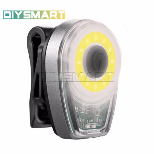 Cycling USB Rechargeable Bike Bicycle Tail Warning Light Rear Safety new A2TF