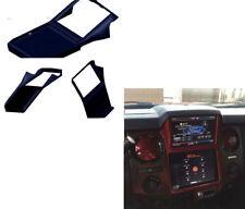 Retro Customz 2013 2016 Ford F250 350 450 Ipad In Dash Kit Gloss Black