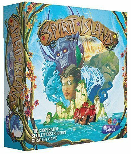 NEW Spirit Island Core Board Game  FACTORY SEALED