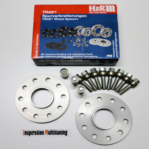 H /& r Abe ensanchamiento para Porsche Boxster 987 36mm por eje 957161-18