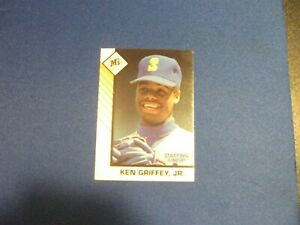 1993 STARTING LINE-UP KEN GRIFFEY JR. SEATTLE MARINERS*  card only