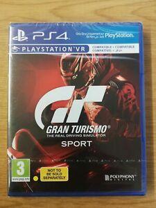 GRAN-TURISMO-GT-SPORT-PS4-NUOVO-SIGILLATO-psvr-compatibile