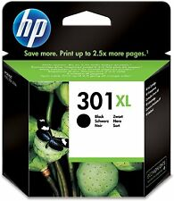 Genuine HP 301XL Ink Cartridge Black for HP DeskJet 3055A 3000 3050 eAll in One