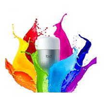 Xiaomi Yeelight LED E27 Smart Bulb Wi-Fi Control Adjustable Color & Brightness