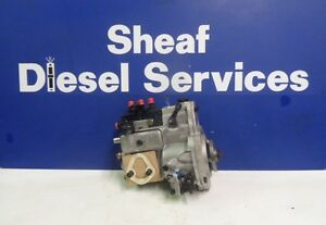 Ford-3000-Tractor-Series-Simms-P4665-2-Diesel-Injector-Injection-Pump
