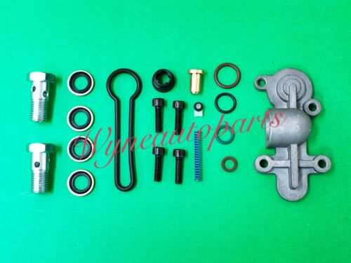 Fit 03-10 Ford Powerstroke 6.0L Blue Spring Kit with Banjo Fitting