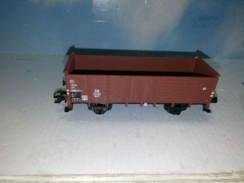 1 St Hochbordwagen DB 713 164 aus 21528 Trix Spur H0