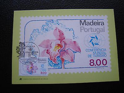 cy79 - Karte 17/9/1980 madeira Erfinderisch Portugal