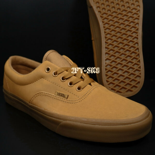 65988064c9 VANS off The Wall Era Vansbuck Light Gum Mono Shoes Mens 13 for sale ...