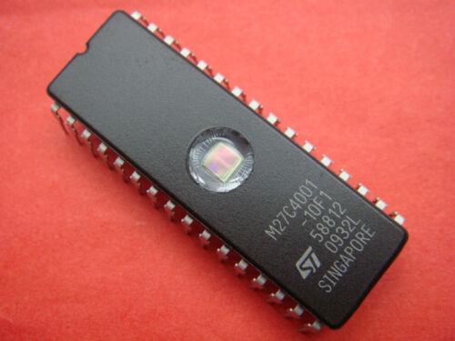 1pc M27C4001-10F1 M27C4001 IC DIP EPROM 32-PIN