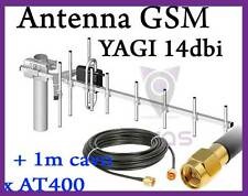 KIT Antenna GSM YAGI 14 db AT400 Anytone Ripetitore amplificatore StellaDoradus