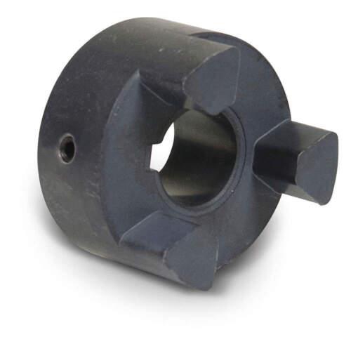 Jaw Coupling Hub,28mm,Sintered Iron L11028MM