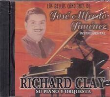 Richard clayderman Las Bellas Canciones De Jose Alfredo Jimenez CD New