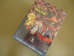 MASK-LES-CHEVALIERS-DE-NOTRE-TEMPS-VOL-1-3-4-5-6-SERIE-TV-COFFRET-6-DVD-VF