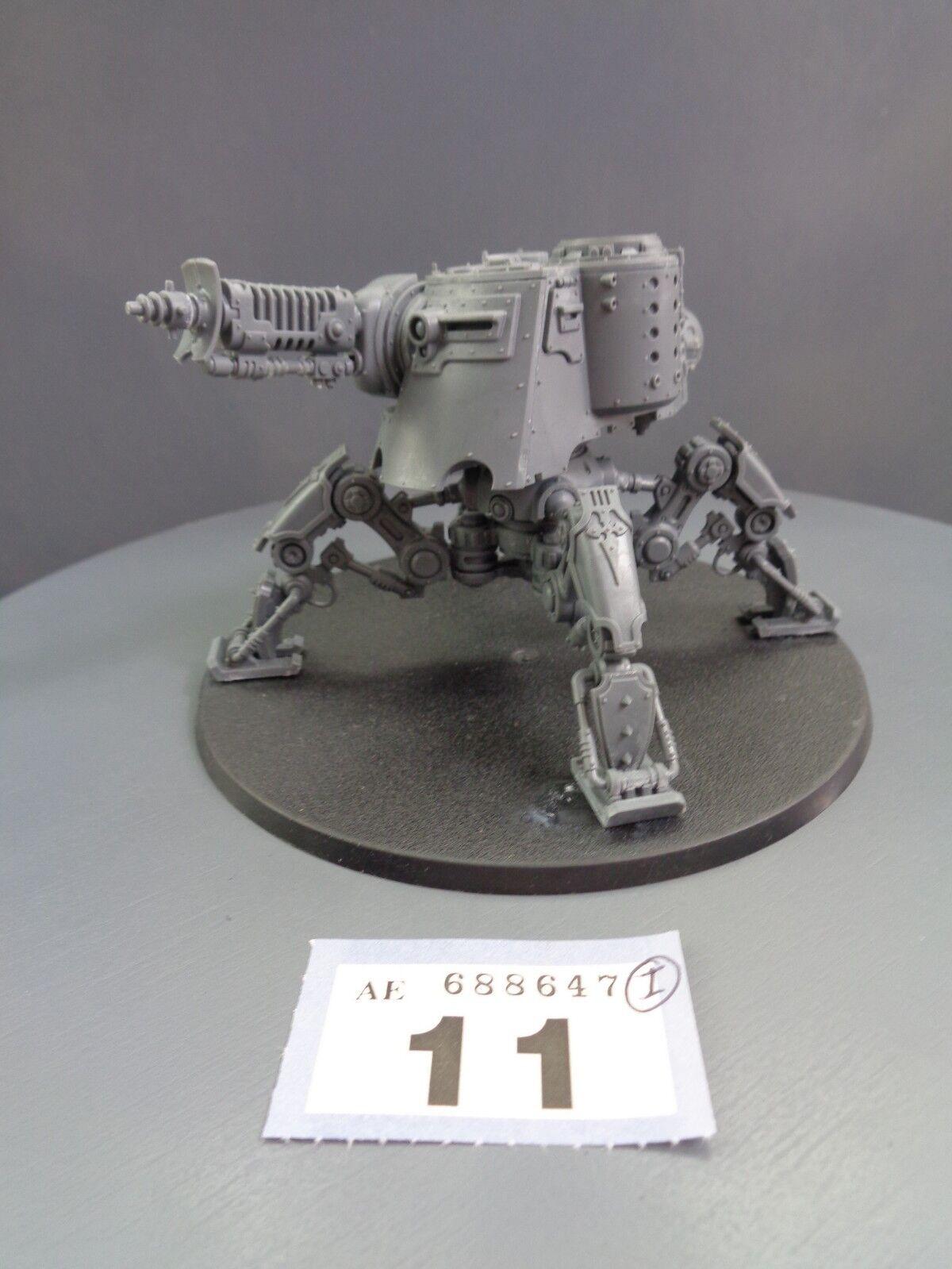 Warhammer 40,000 Adeptus Mechanicus Dunecrawler Onager 11