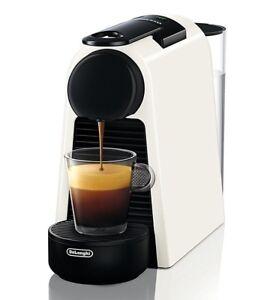 DeLonghi-Essenza-Mini-EN-85-W-Kaffeekapselmaschine-fur-Nespresso-System