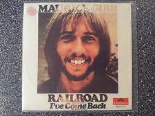 Maurice Gibb (Bee Gees) - Railroad 7'' Single SPAIN