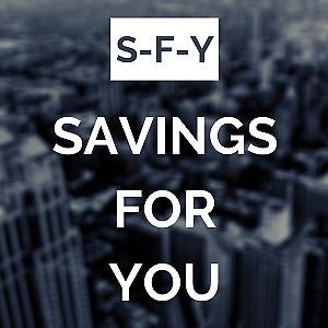 Savings for You
