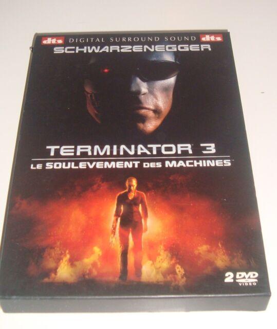 DVD TERMINATOR 3 LE SOULEVEMENT DES MACHINES