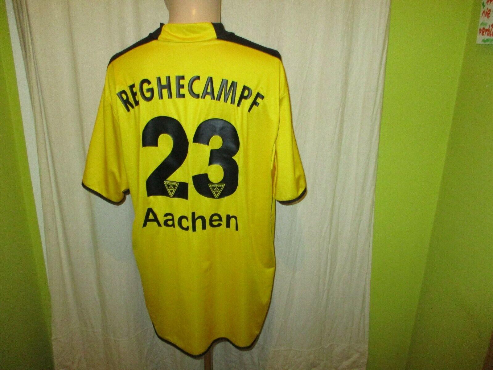 Alemannia Aachen Jako Jersey 2006 07  Aachen Munich  + No 23 reghecampf Größe XL
