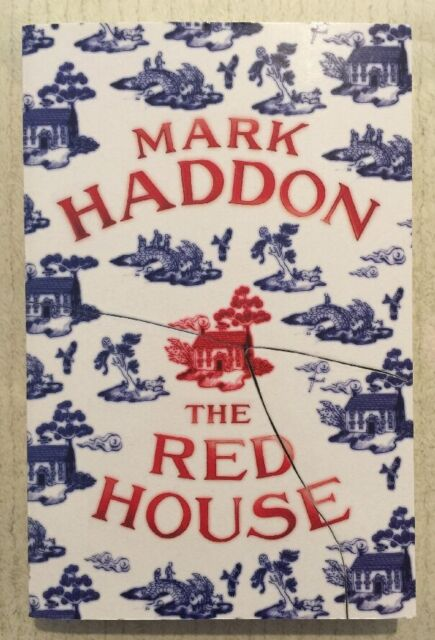 THE RED HOUSE Mark Haddon AS NEW EXC COND PB 1st Ed 2012 Fiction Family Relates