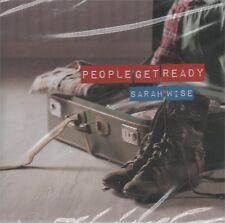 SARAH WISE - People get ready - CD album