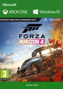 Forza-Horizon-IV-4-territorio-libero-Chiave-codice-di-download-digitale-Xbox-One