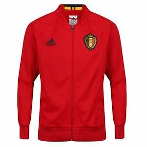 huge discount af4e4 7f38f Image is loading adidas-BELGIUM-TRACK-TOP-MEN-039-S-FITNESS-
