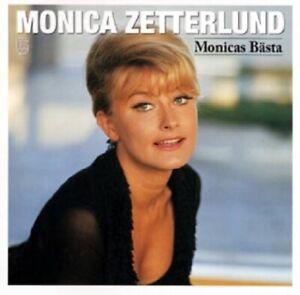 """Monica Zetterlund - """"Monicas bästa 1962-76"""" - CD Album - 2004"""