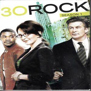 D5-30-Rock-Season-1-3-DVD-Australian-Seller-VGC