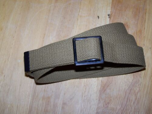 Belt Web /& Buckle Military Army USMC Style f// Sport School Hiking Scout Fashion