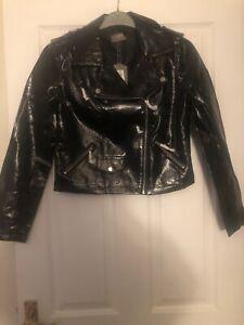 New M Black Jacket Size Ladys Oasis cxXpqXT