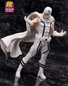 Marvel Kotobukiya Artfx+ Magneto White Px Exclusive Statue