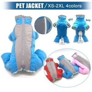 Pet-Dog-Clothes-Hoodie-Winter-Fleece-Jacket-Jumpsuit-Coat-Snowsuit-Waterproof