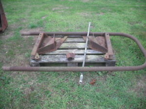 Tractor roll bar, suit david brown