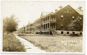 RPPC-NY-Madison-Barracks-U-S-Army-Sackets-Harbor-Officers-Brick-Quarters