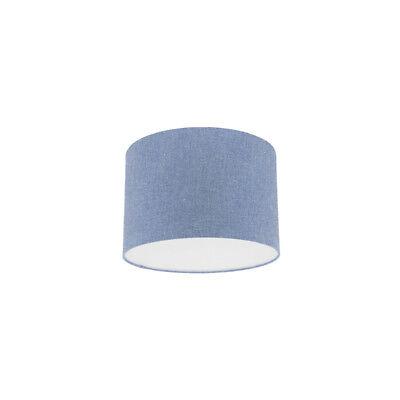 Sanderson Chino Denim Blue Lampshade